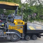 All-Black Tarmacadam paver